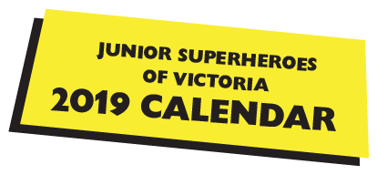 Turning 11 Super Kids into 11 Super Heros